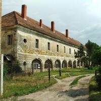 Lamberg-Merán Kastély - Ikrény
