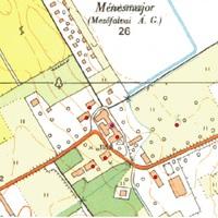 Ciszterci-kúria (cisztercita épületegyüttes) - Mezőfalva