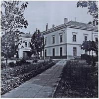 Degenfeld-Schomburg kastély, Téglás