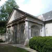 Svastics-Kladnigg Kastély -Szentgáloskér