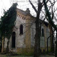 Blaskovics kriptakápolna - Csikóspuszta