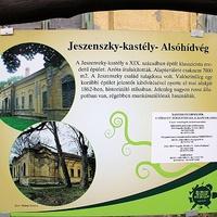 Jeszenszky Kastély - Alsóhídvég