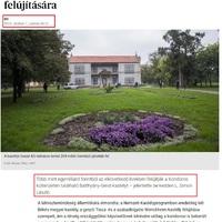 Batthyány-Geist Kastély és kápolna - Kondoros