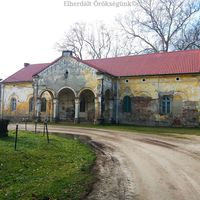 Petrás-Koller kúria - Alap, Tavasz major