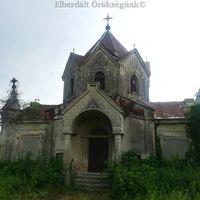 Rónay kápolna, Rónay Kastély és kúriák  - Kiszombor
