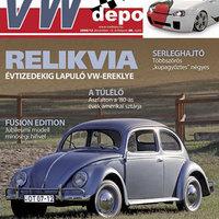 Elite cover car in the latest VW Depo magazin