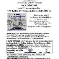 Mai 1: Eggenburg,Austria