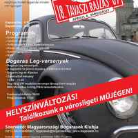 Season Opening Biggest Aircooled Meeting in Downtown Budapest/Hungary