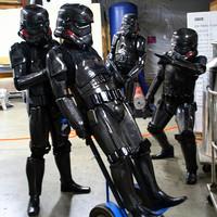 Szénszálas Storm Trooper páncél