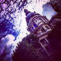 #capital #basilica #photoblogger #clouds #architecture #budapest #carpediem