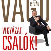 Könyvajánló - Vágó István: Vigyázat, csalók!  Áltudósok, álgyógyítók és más szemfényvesztők [1]