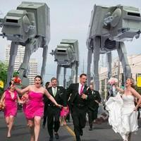 Őrült esküvői fotók