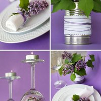 Virágos ötletek tavaszi esküvőre