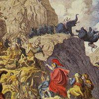 Rejtély marad Hannibál és elefántjainak átkelése az Alpokon