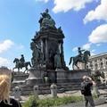 A bécsi Mária Terézia-emlékmű 5 magyarja