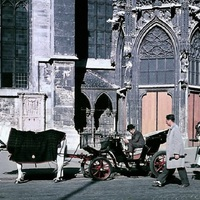 A múlt századi Bécs nosztalgikus magyar fényképeken