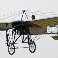 Az első vidéki légi parádé - Sopron