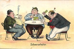 Egy históriai kártyapakli a Stüszi vadász előtti időkből
