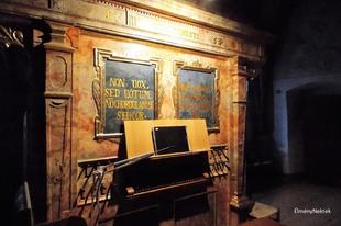 Az ország legöregebb templomi orgonája