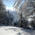 Élménytúra a félméteres hóban