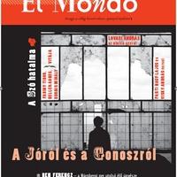 Sajtópiaci trendek, civil média, meg az El Mondo
