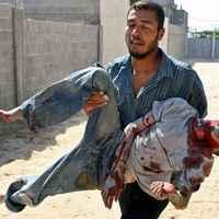 Gáza, a gordiuszi csomó
