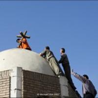 This is the beginning of a...Közel-Keleten