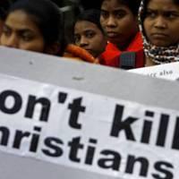 Üldözik a keresztényeket Indiában
