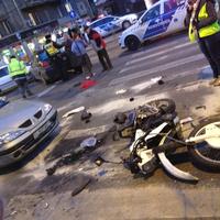 Kolosy téri motorosgázolás: emberölés?