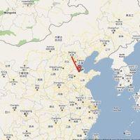 Megismerkedünk Sáska úrral - Kína turné 2.nap