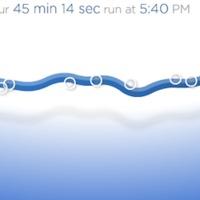 2011.09.25-ei futás: az első a Hármashatárhegyen