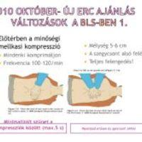 ERC 2010 Guidelines Fő változások