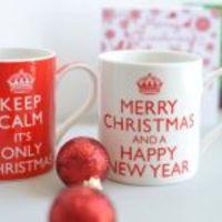 Karácsonyi ajándékok a British Red Cross-tól