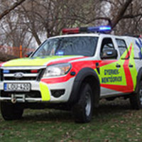 Gyermek-mentőorvosi kocsi, Debrecen