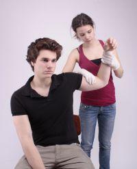 Vérző sérülések ellátása