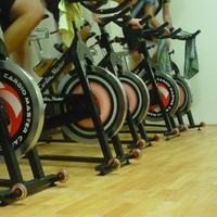 Spinning edzésekkel a rossz idő ellen