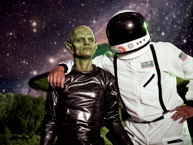 Intergalaktikus párbeszéd