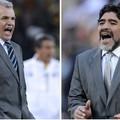 Argentína vs. Mexikó beharangozó