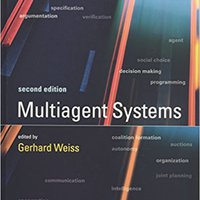 Multiagent Systems (Intelligent Robotics And Autonomous Agents Series) Download.zip