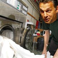 Orbán Masa Mosodája