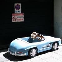 A tilosban parkolás már a gyermekkorban kezdődik