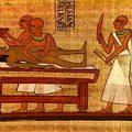 Balzsamozás meg múmiák
