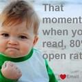 Mi számít jó megnyitási aránynak?