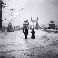 Havas képek a régi Budapestről