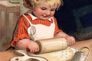Christmas-cake és Iréne-Parfait: múlt század eleji édességek versbe foglalva