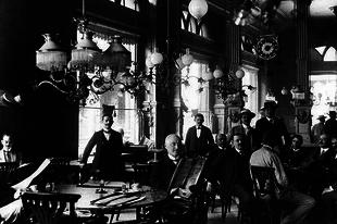 Józsi-kávéház – a hamiskártyások paradicsoma