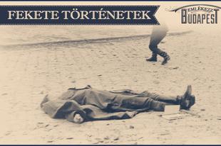 Nyilvános öngyilkosság a Duna parton