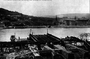 Az Erzsébet-híd első öngyilkosa