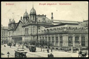 Gondoltuk volna? Ilyenek voltak egykor a budapesti pályaudvarok...