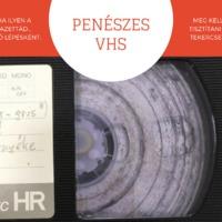 Penészes a VHS- oda a felvétel?